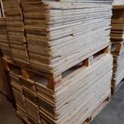 kaasplanken 2x26x117 cm stapel
